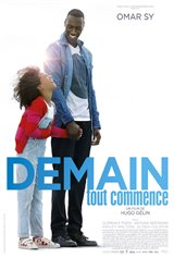 Demain tout commence Movie Poster