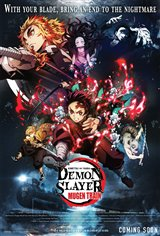 Demon Slayer the Movie: Mugen Train Movie Poster