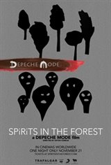 Depeche Mode: SPIRITS in the Forest Large Poster