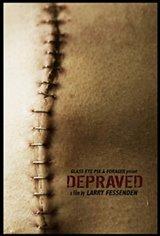 Depraved Movie Poster