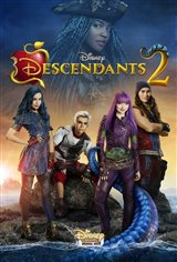 Descendants 2 (TV) Movie Poster