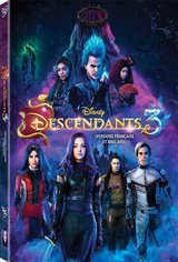 Descendants 3 (TV) Movie Poster