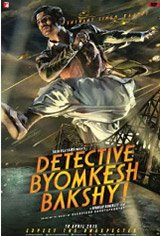 Detective Byomkesh Bakshy Movie Poster