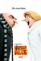 Détestable moi 3 Movie Poster