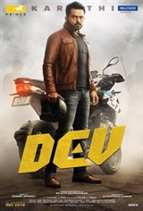 Dev (Tamil) Movie Poster