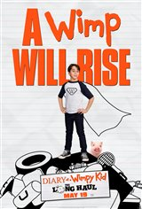Diary of a Wimpy Kid: The Long Haul Movie Poster Movie Poster