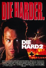 Die Hard 2: Die Harder Movie Poster