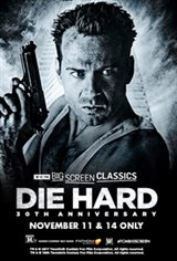 Die Hard 30th Anniversary (1988) presented by TCM Large Poster