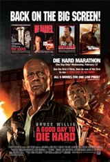 Die Hard Marathon Movie Poster