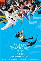 DIGIMON ADVENTURE tri.: Future Movie Poster