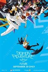 DIGIMON ADVENTURE tri.: Future Movie Poster
