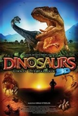 Dinosaurs: Giants of Patagonia Movie Poster