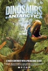 Dinosaurs of Antarctica Large Poster
