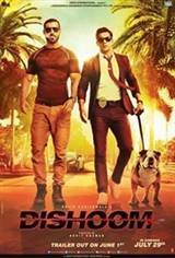 Dishoom Movie Poster