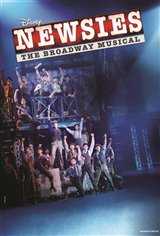 Disney's NEWSIES: The Broadway Musical Movie Poster