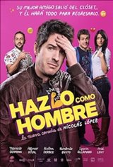 Do It Like An Hombre (Hazlo como hombre) Movie Poster