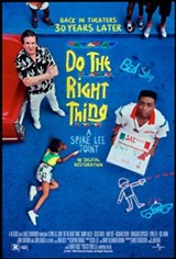 Do the Right Thing 30th Anniversary Large Poster