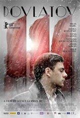 Dovlatov Movie Poster