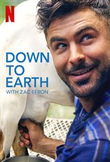 Down to Earth with Zac Efron (Netflix) Movie Poster