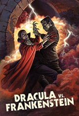 Dracula vs Frankenstein (1972) Movie Poster