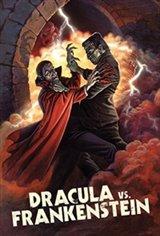 Dracula vs Frankenstein (1972) Movie Poster