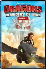 Dragons: Defenders of Berk Part 1 Movie Poster