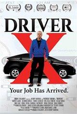 DriverX Movie Poster