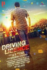 Driving Licence Large Poster