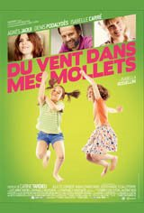 Du vent dans mes mollets Movie Poster