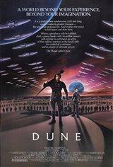 Dune (1984) Movie Poster