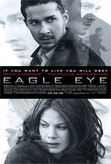 Eagle Eye Movie Poster Movie Poster