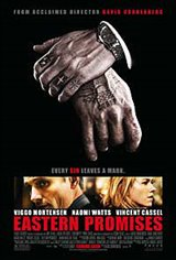 Eastern Promises Movie Poster Movie Poster