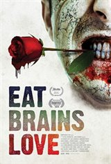 Eat, Brains, Love Movie Poster
