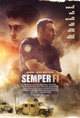 Edge of Dawn (Semper Fi) Large Poster