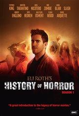 Eli Roth's History of Horror Season 1 Movie Poster Movie Poster