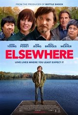 Elsewhere Large Poster