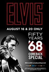 Elvis: '68 Comeback Special Movie Poster