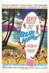 Elvis: Blue Hawaii Movie Poster