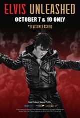Elvis Unleashed Large Poster