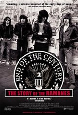 End of the Century: The Story of the Ramones Movie Poster