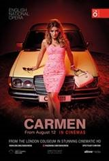 English National Opera: Carmen Movie Poster