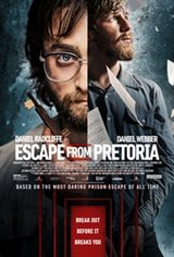 Escape from Pretoria Large Poster