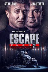 Escape Plan 2: Hades Movie Poster