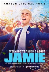 Everybody's Talking About Jamie (Amazon Prime Video) Movie Poster