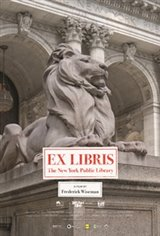 Ex Libris: New York Public Library Movie Poster