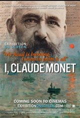 Exhibition On Screen: I, Claude Monet Movie Poster