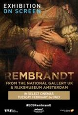 Exhibition on Screen: Rembrandt From the National Gallery, London & Rijkmuseum, Amsterdam Movie Poster