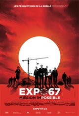 Expo 67 Mission Impossible Movie Poster