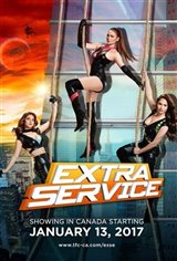 Extra Service Movie Poster