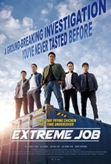 Extreme Job (geuk-han-jik-eob) Movie Poster